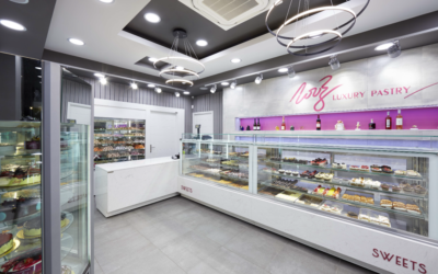 REFURBISHMENT AND EQUIPMENT OF LUX CONFECTIONERY